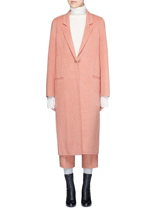 Main View - Click To Enlarge - Acne Studios - 'Foin' wool-cashmere coat
