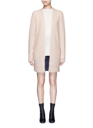 Main View - Click To Enlarge - Acne Studios - Raya' mohair blend cardigan