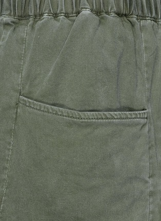 Detail View - Click To Enlarge - 1.61 - 'Palau' well washed twill pants