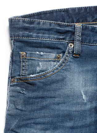 - Dsquared2 - 'Cool Guy' distressed slim fit jeans