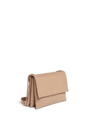 Figure View - Click To Enlarge - Lanvin - 'Sugar' medium quilted leather flap bag