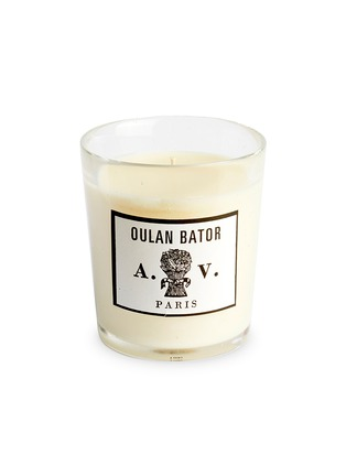 Main View - Click To Enlarge - Astier De Villatte - Oulan Bator scented candle 260g