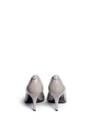 Back View - Click To Enlarge - Michael Kors - 'Flex' patent leather pumps