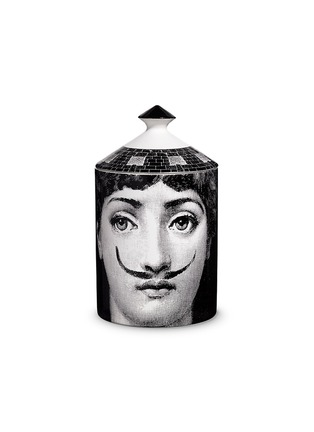 Main View - Click To Enlarge - Fornasetti - La Femme Aux Moustaches small scented candle
