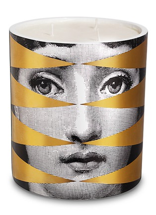 Main View - Click To Enlarge - FORNASETTI - Losanghe large scented candle 1.9kg