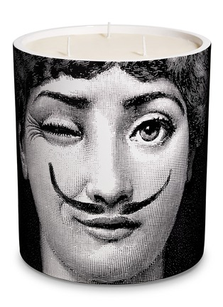 Main View - Click To Enlarge - Fornasetti - La Femme Aux Moustaches large scented candle 1.9kg