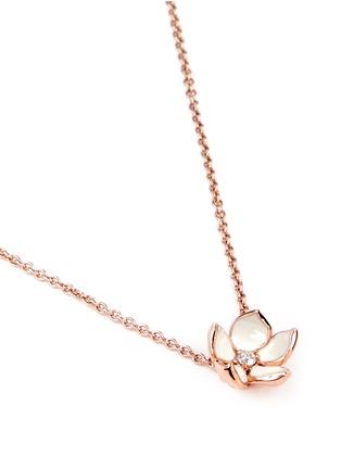 Figure View - Click To Enlarge - Shaun Leane - Cherry blossom pendant diamond necklace