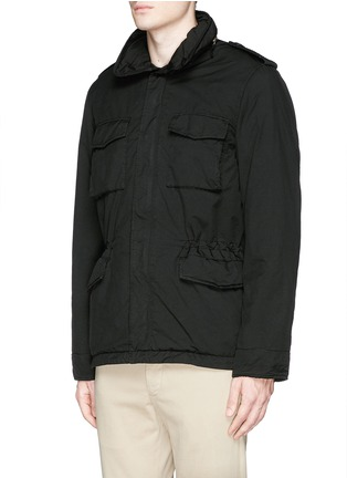 Front View - Click To Enlarge - ASPESI - '65 Replica' Thermore Ecodown® field jacket