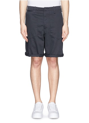 Main View - Click To Enlarge - rag & bone - 'Kyle' twill shorts