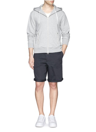 Figure View - Click To Enlarge - rag & bone - 'Kyle' twill shorts