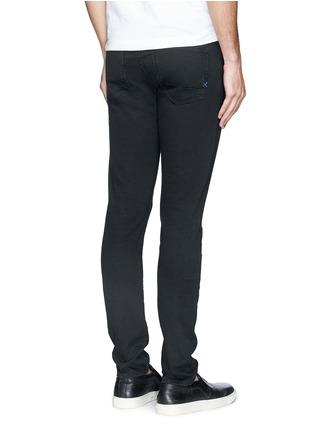 Back View - Click To Enlarge - Scotch & Soda - 'Skim' skinny jeans