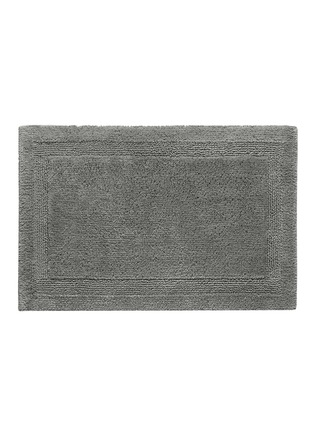 Main View - Click To Enlarge - Abyss - Super Pile small reversible bath mat — Gris