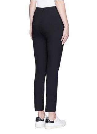 Back View - Click To Enlarge - rag & bone - 'Simone' stretch cotton blend pants