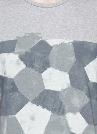 Detail View - Click To Enlarge - Denham - 'D-VII Camo' print cotton T-shirt