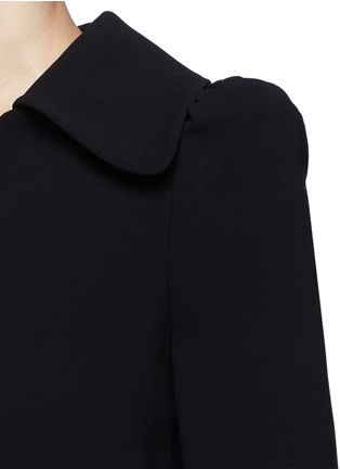 Detail View - Click To Enlarge - Co - Flared sleeve crepe top