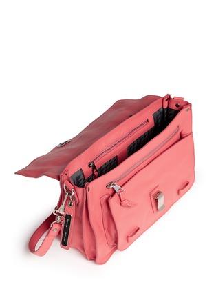 Detail View - Click To Enlarge - Proenza Schouler - PS1' medium leather satchel
