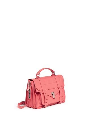 Front View - Click To Enlarge - Proenza Schouler - PS1' medium leather satchel