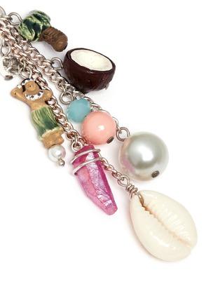 Detail View - Click To Enlarge - Venessa Arizaga - 'Sea Fairy' drop earrings
