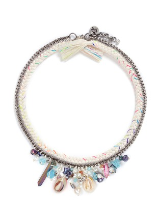 Main View - Click To Enlarge - Venessa Arizaga - 'Sea Fairy' necklace