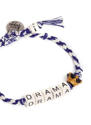Detail View - Click To Enlarge - Venessa Arizaga - 'Drama Queen' bracelet