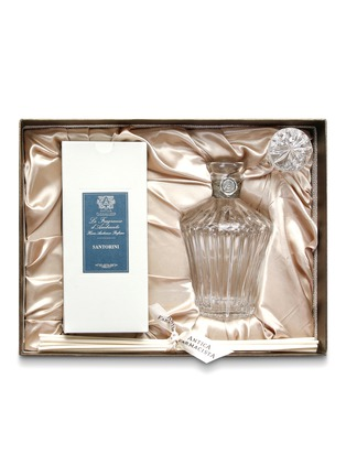 Main View - Click To Enlarge - ANTICA FARMACISTA - Santorini diffuser and decanter gift set