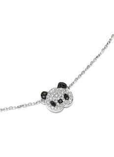 Bao Bao Wan 'Little Panda' 18k gold diamond necklace