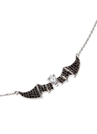 Figure View - Click To Enlarge - BAO BAO WAN - 'Little Bat' 18k gold diamond necklace