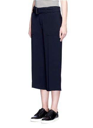 Front View - Click To Enlarge - Vince - Belted cropped pants