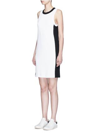 Front View - Click To Enlarge - rag & bone - 'Sam' contrast sport stripe jersey dress