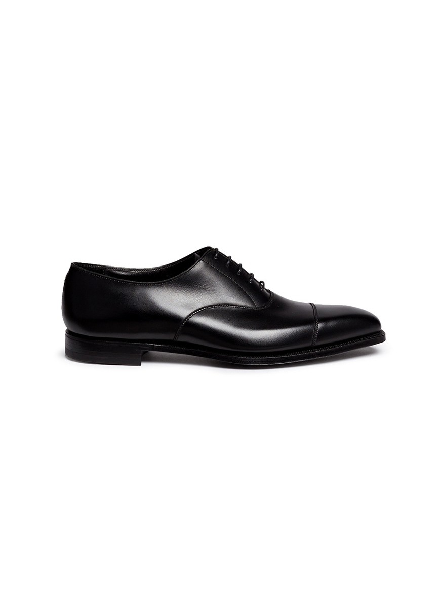 Michael leather Oxfords by George Cleverley