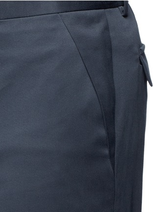 Detail View - Click To Enlarge - Balenciaga - Reinforced knee washed cotton pants