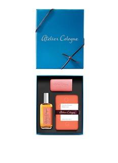 Atelier Cologne Pomelo Paradis voyage box