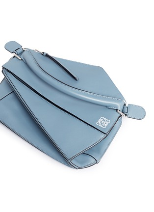 - LOEWE - 'Puzzle' calf leather bag
