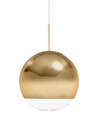 Main View - Click To Enlarge - Tom Dixon - Mirror Ball medium pendant lamp