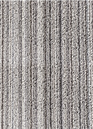 Main View - Click To Enlarge - Chilewich - Shag skinny stripe big mat
