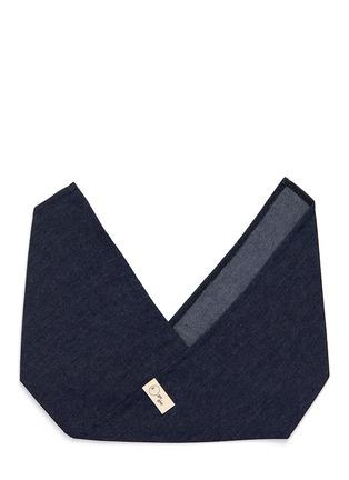 Main View - Click To Enlarge - get.give - The Furoshiki denim bag