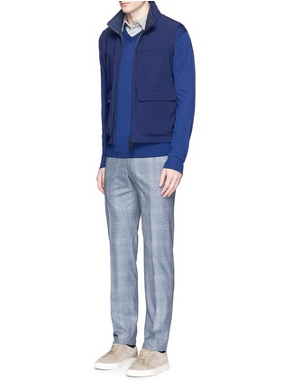 Figure View - Click To Enlarge - ISAIA - Extra fine Merino wool sweater