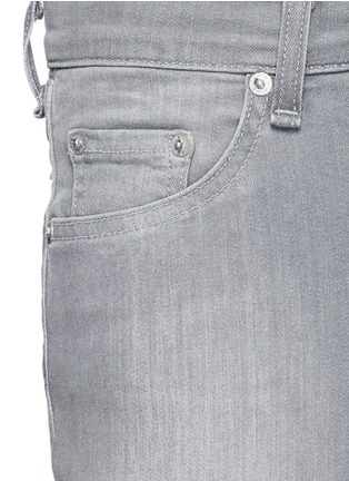 Detail View - Click To Enlarge - rag & bone/JEAN - 'Skinny' denim pants