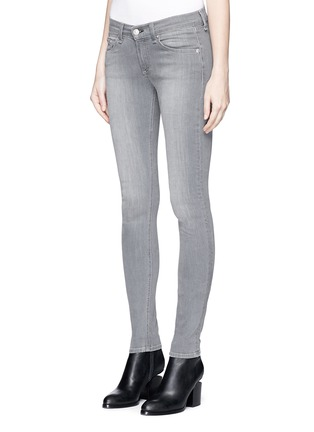 Front View - Click To Enlarge - rag & bone/JEAN - 'Skinny' denim pants