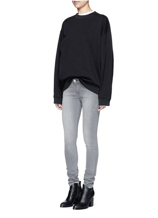 Figure View - Click To Enlarge - rag & bone/JEAN - 'Skinny' denim pants