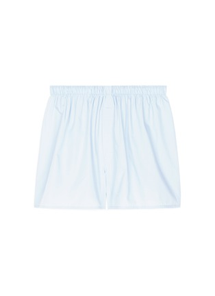 Main View - Click To Enlarge - Sunspel - 'Classic' cotton boxer shorts