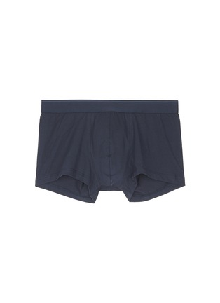 Main View - Click To Enlarge - Sunspel - Stretch cotton low waist trunks