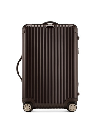 Main View - Click To Enlarge - RIMOWA - Salsa Deluxe Multiwheel® (Brown, 61-litre)