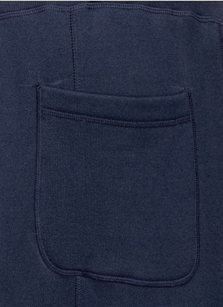 Detail View - Click To Enlarge - NLST - Cotton harem shorts