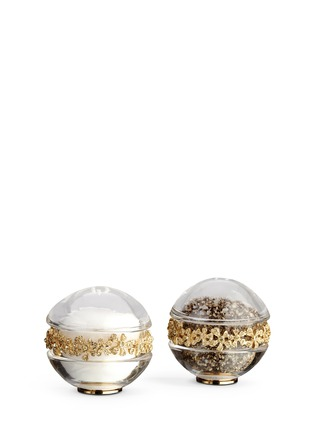 Main View - Click To Enlarge - L'Objet - Garland Salt and Pepper Shaker - Gold