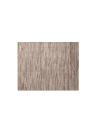 Main View - Click To Enlarge - CHILEWICH - Bamboo rectangle placemat