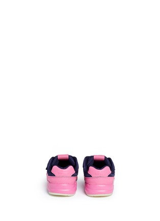Back View - Click To Enlarge - New Balance - '580' suede toddler sneakers