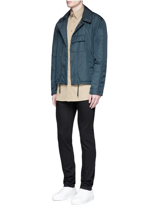 Figure View - Click To Enlarge - Acne Studios - 'Ace Stay Cash' skinny jeans