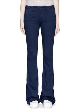 Main View - Click To Enlarge - rag & bone/JEAN - Bell bottom denim pants