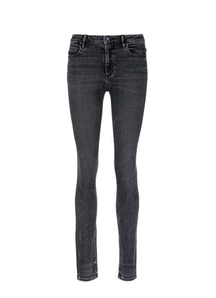 Main View - Click To Enlarge - T By Alexander Wang - 'Wang 001' washed skinny jeans